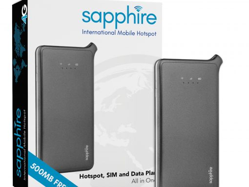 Sapphire Product Launch